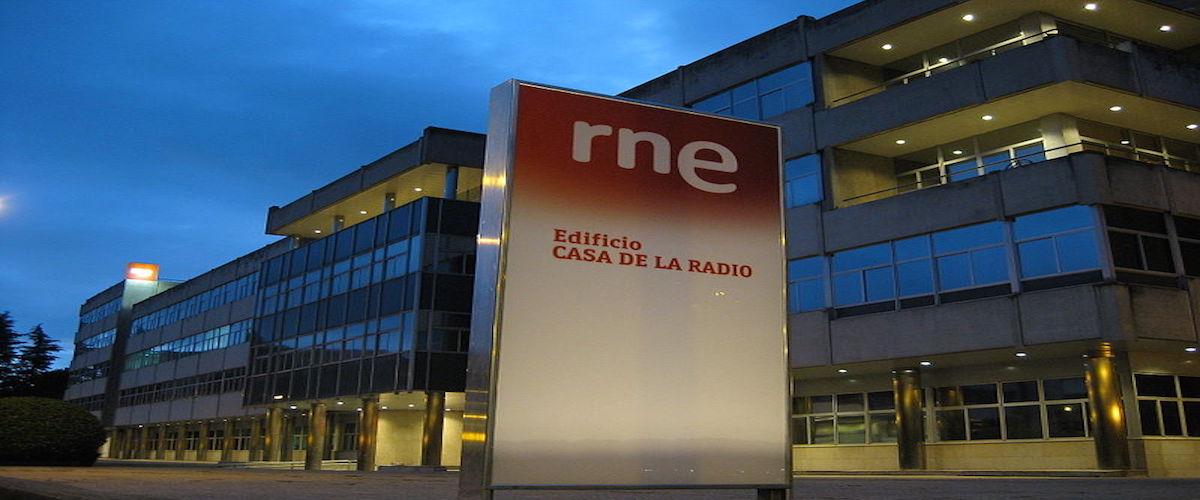 RNE: La casa de la radio Prado del Rey