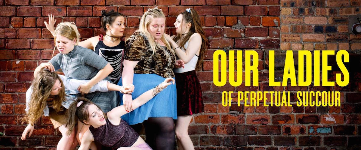 Cartel Our Ladies of perpetual succour