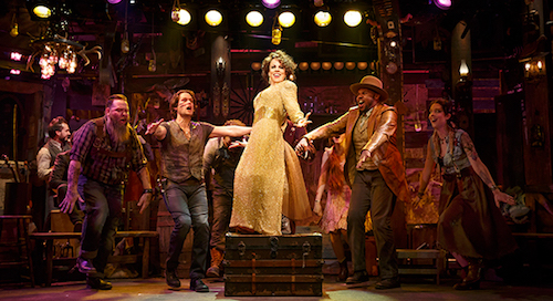 The robber bridegroom 2016 off-Broadway
