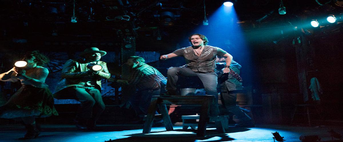 Steven Pasquale como el bandido
