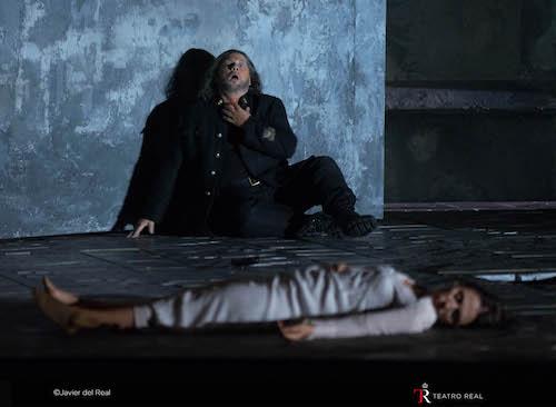 Otello Teatro Real