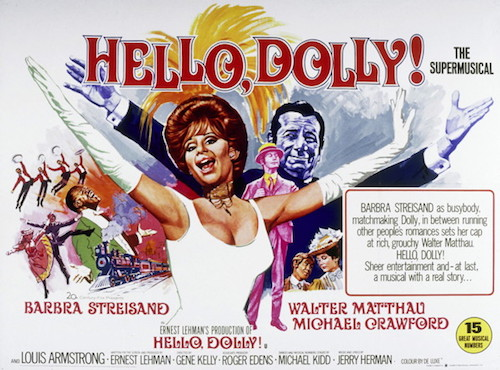 Cartel Hello Dolly