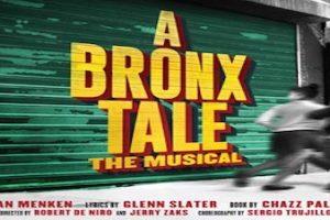 A Bronx tale cd