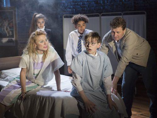 El diario secreto de Adrian Mole el musical