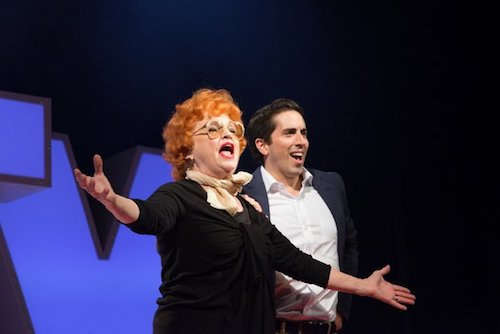 I loved Lucy en el Arts Theatre