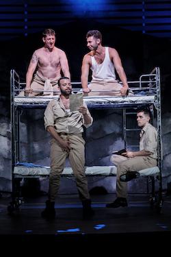 Yanks! Charing Cross Theatre