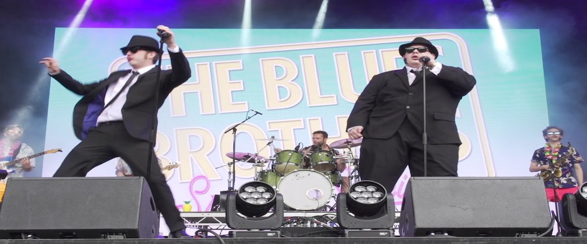The blues brothers en Londres