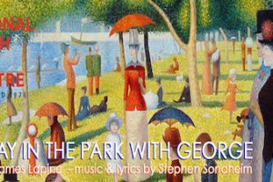 Sunday in the park with George Londres 2017