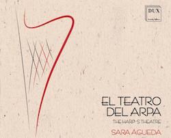 CD El teatro del arpa