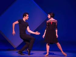 Una escena de An American in Paris