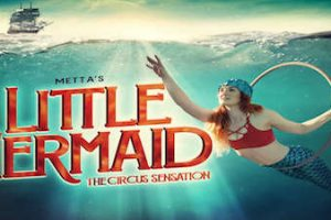 Cartel de Little mermaid