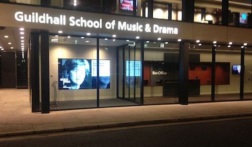 Guildhall School London
