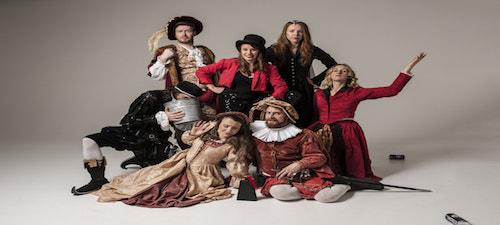 Compañía Shit-faced Shakespeare