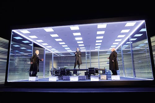 The Lehman trilogy National Theatre