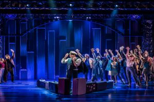 Merrily We Roll Along, Silk Street Theatre;