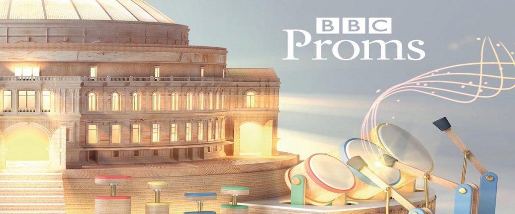 Logo BBC Proms 2019