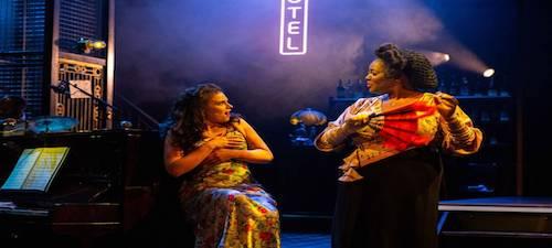 Blues in the night en Kiln Theatre de Londres
