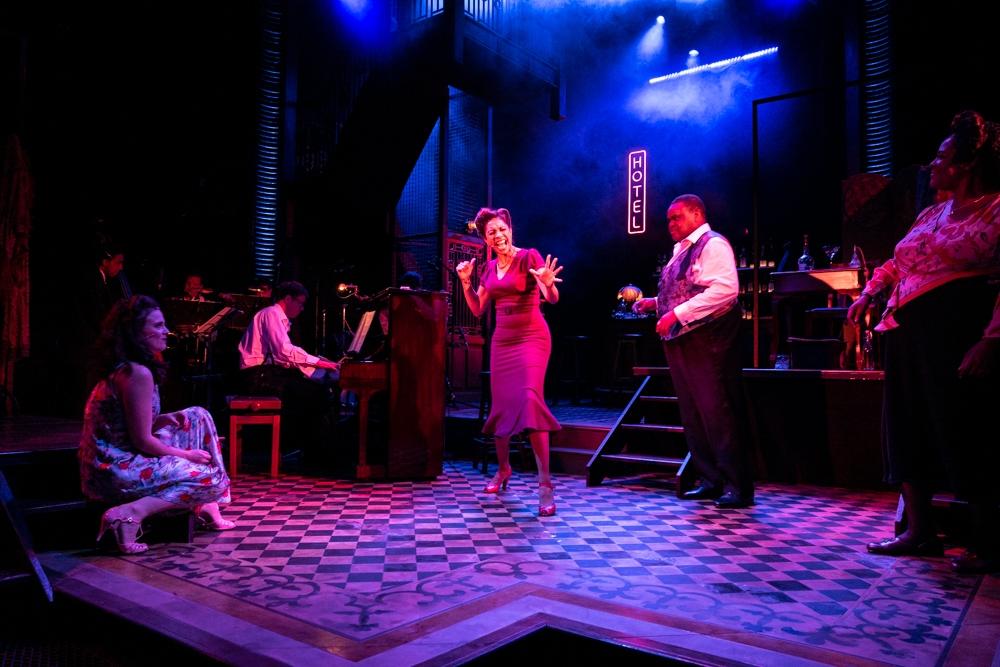 Blues in the night en el Kiln Theatre de Londres dirigido por Susie McKenna