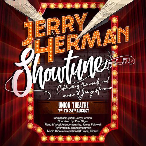 Jerry Herman Showtunes del 7 al 24 de agosto